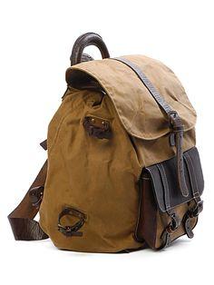 Sandast - Falcon 1 Backpack (Dark Brown)