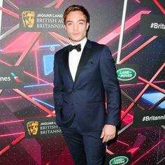 Pin for Later: Die Hollywood-Stars feierten bei den Britannia Awards