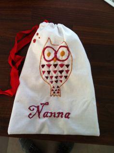 Nabamu Design: Frugtpose til dit barns første skoledag