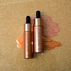 Enhance yourself with an amazing, buildable glow only with Swiss Beauty Drop & Glow Liquid Highlighter. 🌟Effortless Blend 🌟Weightless texture 🌟Highly Pigmented 🌟Radiant Glow 🌟Dermatologically Tested #highlighter #highlight #liquidhighlighter #radiant #glow #weightless #shopnow #glowup #highlighteronfleek #makeupessential #makeuproutine #makeuplooks #makeupartist #makeupstuff #beautymakeup #swissbeauty