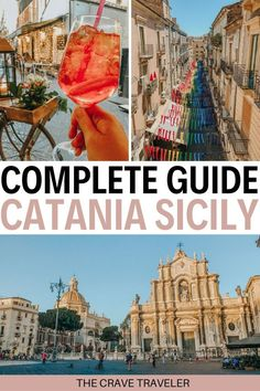 What to do in Catania | How to get to Catania, Sicily | Places to Visit in Sicily | Travel Guide to Catania, Sicily | Things to do in Catania | Best places to visit in Catania | Where to eat in Catania | Where to stay in Catania | Catania Italy | Catania Sicily Italy | Things to do in Sicily | Sicily Travel | Europe Trip | Italy Trip | Sicilia | Italia #visitsicily #italytravel #cataniasicily