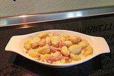 Gnocchi à la Panna, ein leckeres Rezept aus der Kategorie Pasta & Nudel. Bewertungen: 192. Durchschnitt: Ø 4,5.
