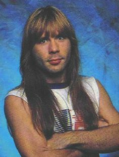 Bruce Dickinson - Iron Maiden