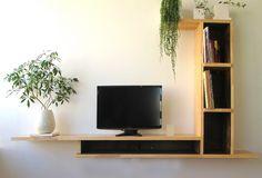 Studio Citta | Products | 壁付テレビボード