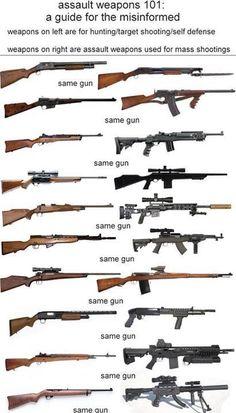 Same gun