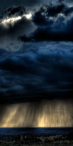 ~ storm ~Nature at its best All Nature, Science And Nature, Amazing Nature, Storm Clouds, Sky And Clouds, Rain Storm, Thunder Clouds, Beautiful Sky, Beautiful World