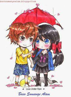 Baso, dan Hayalannya: Love Under Rain