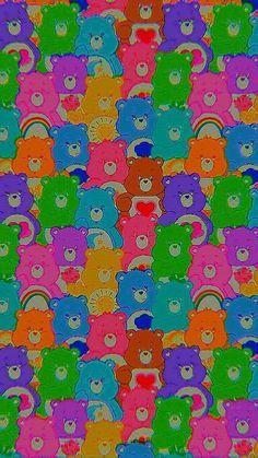 Retro Wallpaper Iphone, Hippie Wallpaper, Trippy Wallpaper, Iphone Wallpaper Tumblr Aesthetic, Aesthetic Pastel Wallpaper, Kids Wallpaper, Cute Wallpaper Backgrounds, Cartoon Wallpaper, Cute Wallpapers