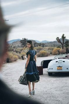 Daria Werbowy by Peter Lindbergh for Vogue US January 2011 - Fashion Gone Rogue: The Latest in Editorials and Campaigns