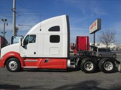 2012 Kenworth - Conventional Sleeper Truck in Fontana Heavy Equipment For Sale, Great Ads, Used Trucks, Heavy Truck, Trucks For Sale, Tractors