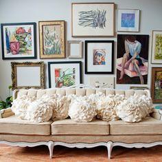 Almofadas de Rosas - Roses Pillows