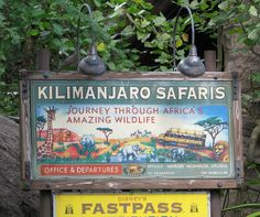 Image of: Orlando Animal Kingdom Kilimanjaro Safari Disney Animal Kingdom Kilimanjaro Safari Disney World Park Tickets Disney Pinterest 18 Best Kilimanjaro Safari Images Disney Animal Kingdom
