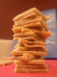 Easy Peasy Cheese Crackers   Tasty Kitchen: A Happy Recipe Community!  Wow, these look yummy...like home made Cheezits!