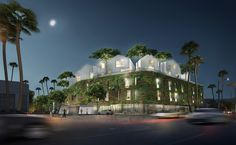 Gallery - MAD Architects Unveil Their First US Residential Project - 1