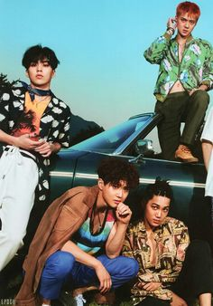 [SCAN] EXO For #THEWAR #KOKOBOP Album Ver.B