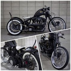 Bobber Inspiration | Sportster | Bobbers and Custom Motorcycles | chrisjconcepcion July 2014