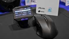 Gigabytes Aivia Uranium Gaming Mouse Comes With Its Own Tiny Monitor