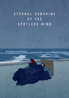 ETERNAL SUNSHINE Art Print (omg one of my top 5 fave movies)