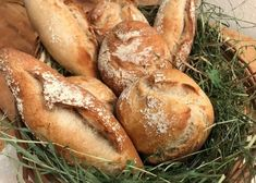 Frühstückssemmerl - Backen mit Christina Sourdough Recipes, Bread, Cooking, Food, Pizza, Recipes, Pastries Recipes, Cool Recipes, New Recipes