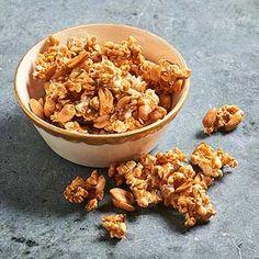 Rosemary Peanut Caramel Popcorn - Midwest Living