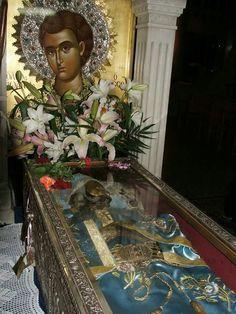 ΟΣΙΟΣ ΙΩΑΝΝΗΣ Ο ΡΩΣΟΣ Saint John The Russian