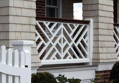 INTEX: Decorative panel for porch rail