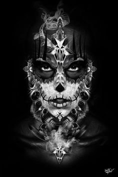 FANTASMAGORIK® MEXICAN VODOO by obery nicolas, via Behance