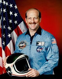 Frederick Hamilton (Rick) Hauck; STS-7, STS-51A, STS-26