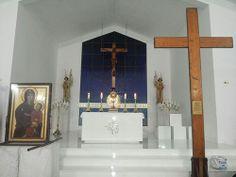 Adoração e Símbolos da JMJ na paróquia @nsfatimarts