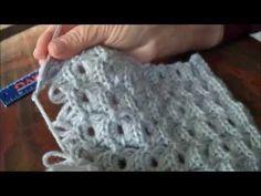 Crochê Peruano - Como Fazer - Cachecol - Graça Tristão