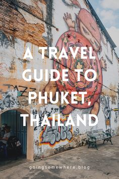 Phuket | Everything that you need to know about travelling to Phuket in Thailand, including things to do in Phuket and transport connections to the island #thailandtravel #thailand #phukettravel #phuket Cheap Vacation Destinations, Thailand Destinations, Thailand Travel Tips, Thailand Photos, Visit Thailand, Amazing Destinations, Asia Travel, Lakshadweep Islands, Places To Travel