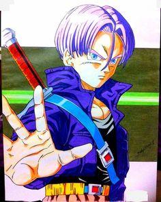 #dragonballsuper #dragonballz #dragonball #trunks #futuretrunks #anime #art #artists #drawing #draw #goku #artistsworld #animeartcollective… Ball Drawing, Dragon Ball Z, Goku, Anime Art, Trunks, Drawings, Fictional Characters, Collection, Instagram