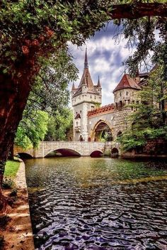 Castle in Budapest