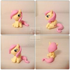 Filly Fluttershy (I