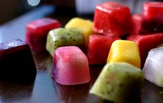 Refresco de frutas para crianças. Alternativa aos sucos naturais. Pat Faldman.