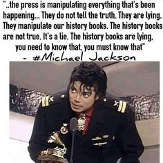 Michael had seen sickness of music industry....and he was a sickness of the music industry.
