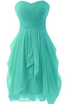 Chiffon Prom Dress,Short Prom Dress,Cute Prom Dress