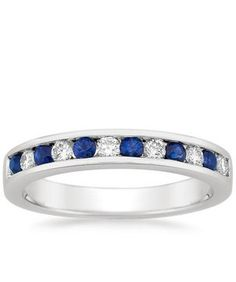 I used to have this! Sapphires for me, and diamonds for my daddy