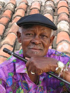 He was a singer of the Buena Vista Social Club. He came out of retirement in 1999 to record the album Buena Vista Social Club Presents Ibrahim Ferrer which won him his first Latin Grammy as Best New Artist in Afro Cuban, Cuban Art, Latin Music, Dance Music, New Artists, Music Artists, Famous Cubans, Musica Salsa, Orchestra