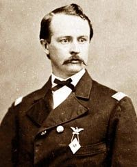 Union Major General and Medal of Honor winner William Joyce Sewell died December 27th 1901. William Joyce Sewell was born December 6th 18...
