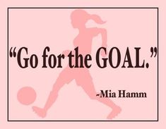 Quote Posters, Quote Prints, Mia Hamm, Soccer Motivation, Birthday Wall, Motivational Wall Art, Confidence Building, Printing Services, Helping People
