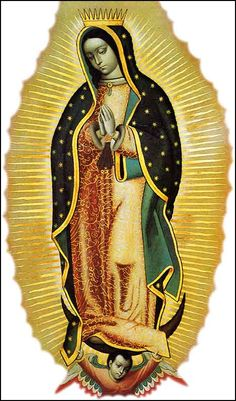 Our Lady Of Guadalupe | www.sancta.org