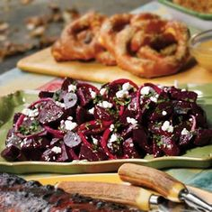 broil king Roasted Beet Salad recipe