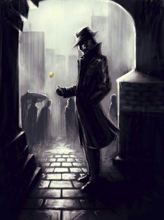 Rorschach-Watchmen