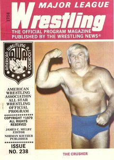 Major League Wrestling December 1979