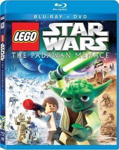 Star Wars Lego: The Padawan Menace [Blu-ray] -- $7.88 (reg. $14.99), BEST Price!