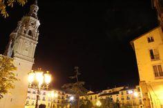Logroño, La Rioja #Ruta por la #ciudad y #tapas en la #callelaurel ¡No te lo pierdas!