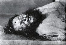 op de nacht van 29 op 30 december 1916 werd Raspoetin langs de rivier de Mojka te Petrograd vermoord door prins Felix Joesoepov, het ultra-rechtse doemalid Vladimir Poerisjkevitsj en grootvorst Dimitri Pavlovitsj.
