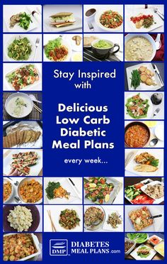 Check out our weekly diabetes meal planning service