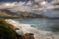 Cape Route, South Africa(:  (hopefully i'll get to study abroad near here!)